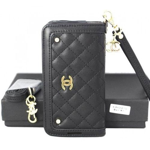 Flip Cover Case Chanel for S4
