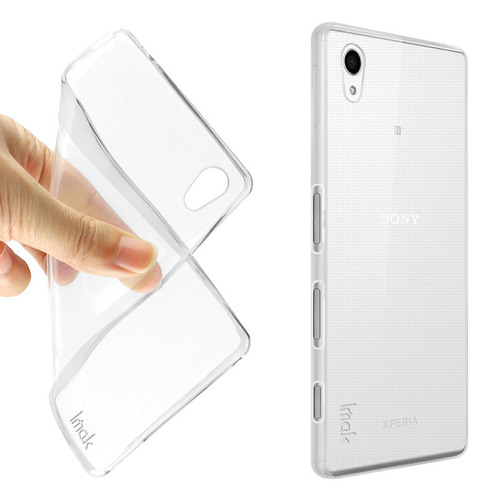 Transparent silicone case