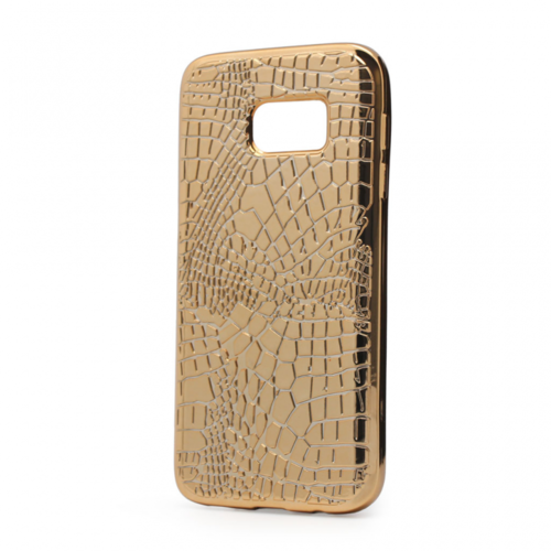 Croco Case Gold