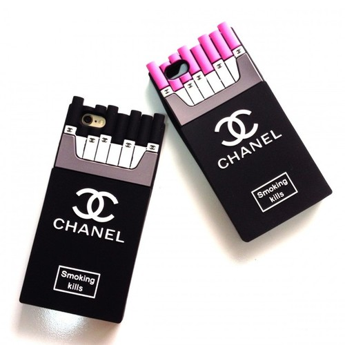 Chanel case cigarettes